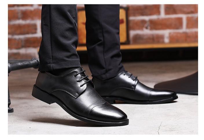 Giày tây Derby, giày tây nam đẹp, giày tây nam cao cấp giá tốt, giày Derby Dadijer