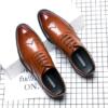 Giày nam Oxford Brogue Cao Cấp