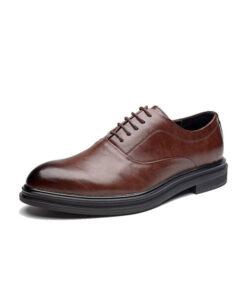 socola nau - oxford - giày that day