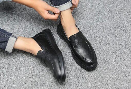 Giày Tây nam Loafer No.1 v2 - giày lười
