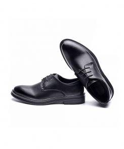 Mẫu giày tây mới ra mắt Black Candy của BrotherConcept mang lại nét trẻ trung cho các Bro